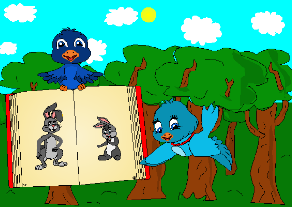 Animovaná pohádka
