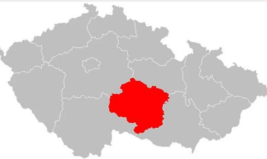 Pověření pro kraj Vysočina